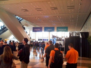 Live from Citrix Synergy 2011...