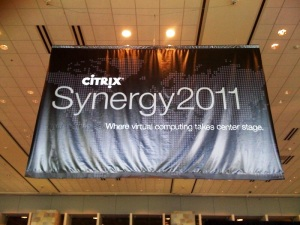 Welcome to Citrix Synergy 2011!